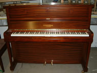 Chappell Traditional Reconditioned upright piano.